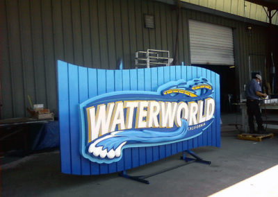 water-world-nasco-sign